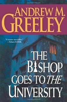 The Bishop Goes to the University (Blackie Ryan, #15)