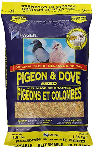 Pigeon & Dove Staple Vme Seeds, 3 Pounds