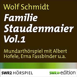 Familie Staudenmaier 1 Titelbild