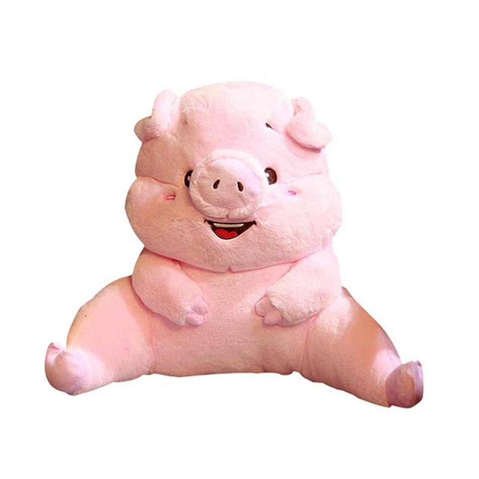 好色な過去うつSUGE豚 抱き枕 ぬいぐるみ 桜色 寝具 カーグッズ クッション やわらか お祝い ギフト ふわふわ柔らかい 部屋飾り プレゼント