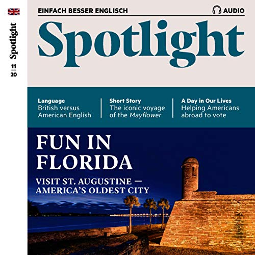 Spotlight Audio - Fun in Florida. 11/2020 Titelbild