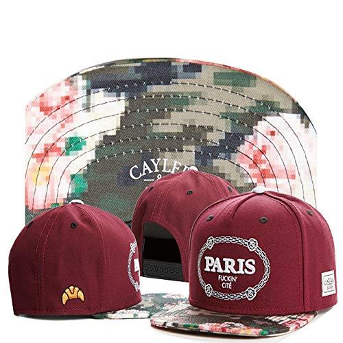 sdssup Gorra de béisbol Gorra Personalizada Gorra de Estudiante Hip-Hop Hip Hop Cap 36 Ajustable