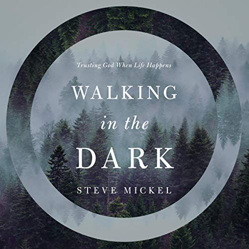 Walking in the Dark audiobook cover art