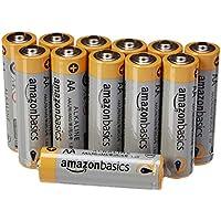 AmazonBasics - Pilas alcalinas AA