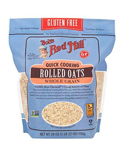 Gluten Free Quick Cooking Oats