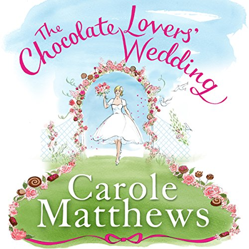 The Chocolate Lovers' Wedding audiobook cover art