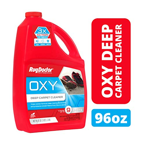 Rug Doctor 05044 Carpet Cleaning Solution | Triple Action Oxy 96 oz.