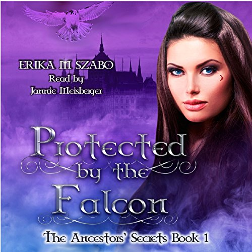 Protected by the Falcon audiobook cover art