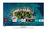 HITACHI U43K6100W 109 cm (43 Zoll) Fernseher (4K Ultra HD, HDR10, Dolby Vision HDR, Triple Tuner, Smart TV, Works with Alexa, Bluetooth, PVR-Ready)
