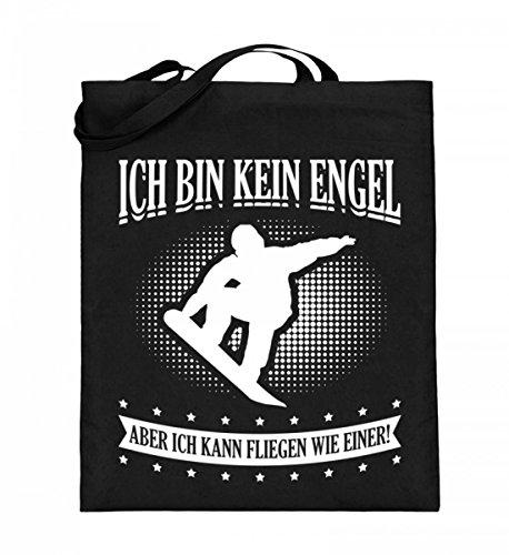 Chorchester Hoogwaardige jute tas (met lange handvatten) - voor wintersport en snowboardfans!