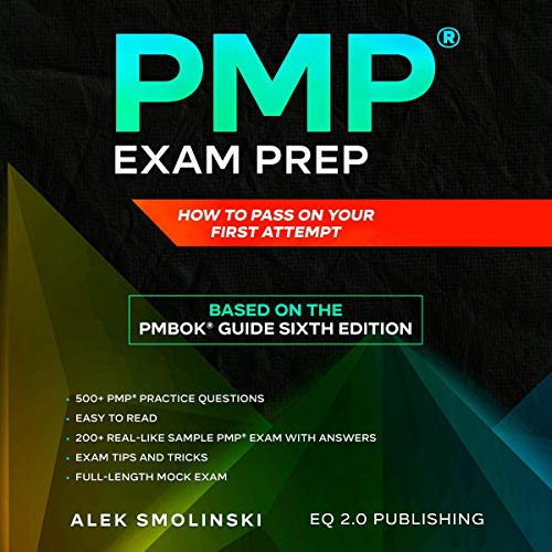 PMP Exam Prep  By  cover art
