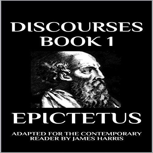Discourses: Book 1 audiobook cover art