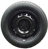 '1Jeu–Hiver de roue complet pour Citroen C5/C5Tourer (Break) (type: R * * * * * *) 1,8–16V/2.0–16V/HDi 110–80–120kW–Jante en acier 7x 16avec 225/60R1698H Semperit Speed de Grip 2Pneu d'hiver