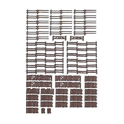 NOCH 13095 H0 Landzaun Kunststoffmodell