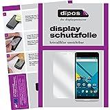 dipos I 6X Schutzfolie klar kompatibel mit Medion Life X5004 Folie Bildschirmschutzfolie