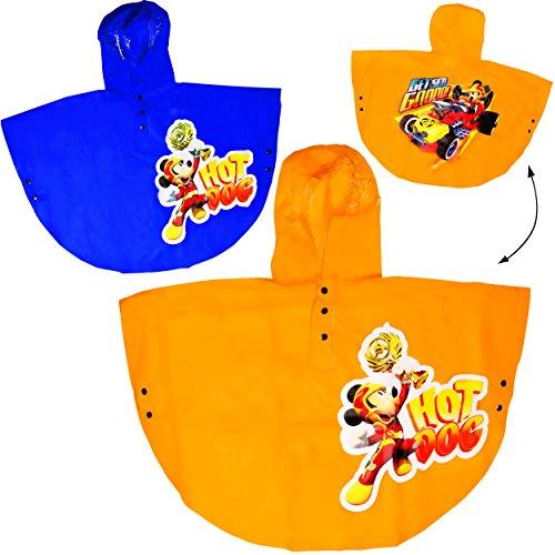 alles-meine.de GmbH - Trinkbecher - Disney - Mic.. alles-meine.de GmbH Regencape / Regenponcho - Disney - Mickey Mouse - Gr. 98 - 104 - Circa 3 bis 4 Jahre - für Kinder - Mädchen & Jungen / Regenjacke / Regenmantel - für Schu..