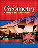 GLENCO Geometry Concepts and Applications: Teachers Wraparound, Student Edition and Solutions Manual