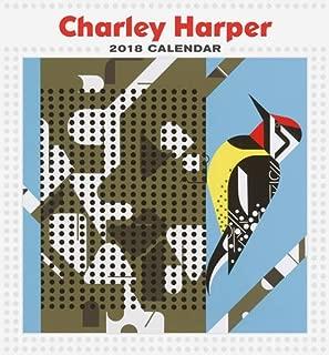 Charley Harper 2018 Mini Wall Calendar