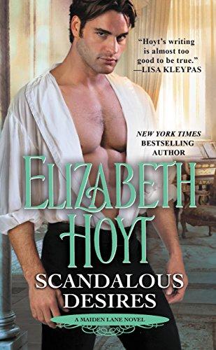 Scandalous Desires (Maiden Lane Book 3)