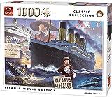 King-Titanic Movie Edition-Puzzle (1000 Piezas), Color. (55933)
