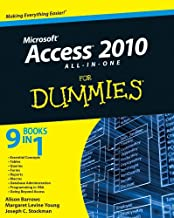 microsoft access 2010 for dummies