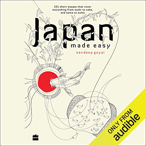 Japan Made Easy cover art