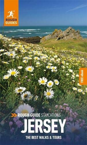 Pocket Rough Guide Staycations Jersey (Travel Guide with Free eBook) (Rough...