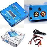 VINGO ORIGINAL IMax B6AC V2 Netzteil Life Batterie Balance Charger Ladegerät Lipo NiMh, Blue, 21206cm -