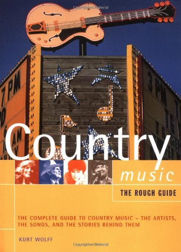 The Rough Guide to Country Music