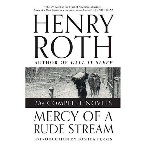 Mercy of a Rude Stream audiobook cover art