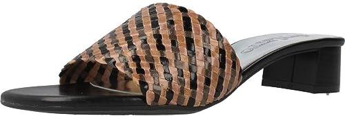 KESS Sandalen Sandaletten, Farbe Braun, Marke, Modell Sandalen Sandaletten 210T Braun