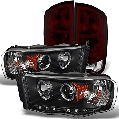 05 dodge ram tail lights package - 1