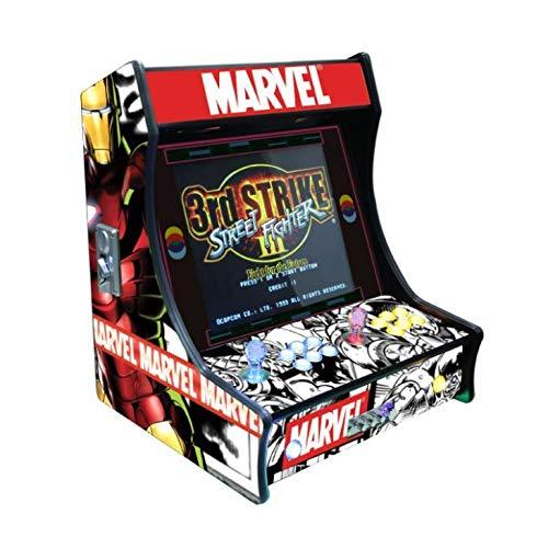 Theoutlettablet @ - Bartop/Arcade Pandora Box 9d 2222 Retro Games Arcade Console Video Gamepad Modello Bartop Marvel 2
