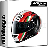 MOTOTOPGUN X-LITE BY NOLAN CASCO INTEGRALE X-803 ULTRA CARBON RS STONER TOGETHER 020 SZ. XS