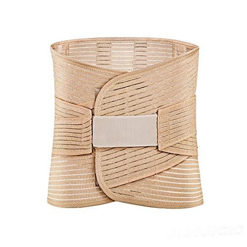 ZFF Respirable Soporte Lumbar Cinturón,Hombre Mujer Espalda Dolor Alivio & Mejora...
