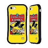 Head Case Designs Licenciado Oficialmente Batman DC Comics Detective de Primera aparición Disfraces icónicos Carcasa híbrida Compatible con Apple iPhone 7 / iPhone 8 / iPhone SE 2020