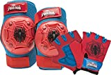 3D Spiderman Pad & Glove Set