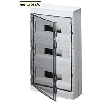 Gewiss GW40104 caja eléctrica - Caja para cuadro eléctrico: Amazon.es: Bricolaje y herramientas