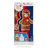 Elf On The Shelf The Claus Couture Jolly Gingerbread Activity Set - Un Elfo Scout no está Incluido