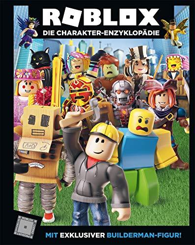 Roblox - Die Charakter-Enzyklopädie: mit exklusiver Builderman-Figur