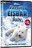 Das süße Eisbär-Baby [Importación alemana]