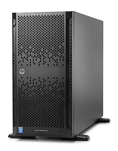 HP ProLiant ML350Gen9E Enterprise 5–2620V316gb-r P440ar 8SFF 500W PS Tower Server serveur-Base