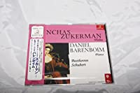 Violin Sonatas: Zukerman, Barenboim
