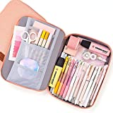 EASTHILL Big Capacity Pencil Pen Case Pouch Box Organizer Large...
