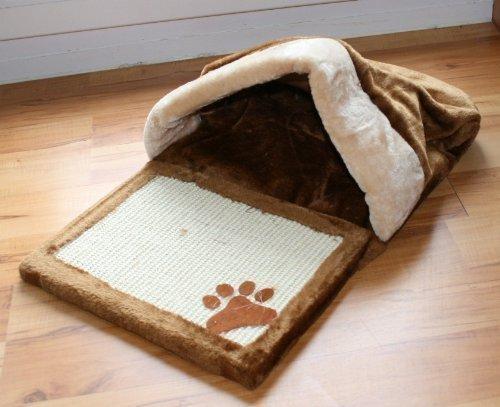 Bontoy Katzenhöhle PIA braun 26 cm