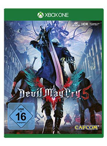 Devil May Cry 5 [Xbox One ] [Importación alemana]