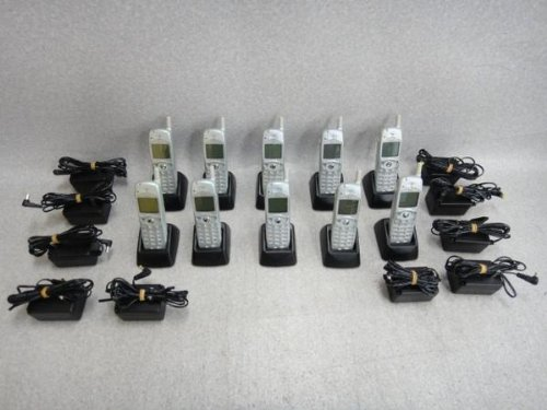 PS5C-NS 10台 NEC CARRITY-NS コードレス構内PHS [オフィス用品] [オフィス用品] [オフィス用品]