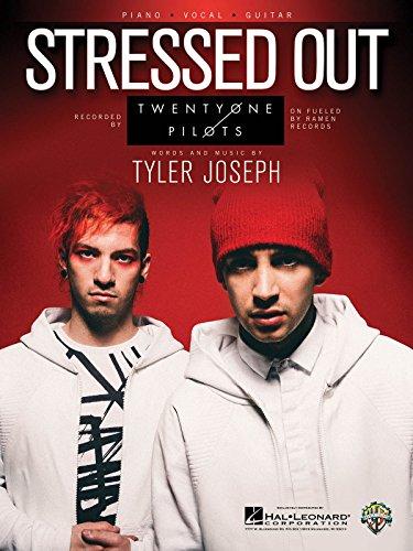 Twenty One Pilots - Stressed Out - Folheto de música único