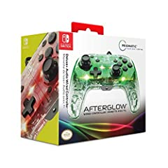 Colorful LED light design with customizable colors and lighting modes 3.5 millimeter audio jack supports in-game audio and USB-chat Customize your gameplay with dual programmable paddle-style back buttons Adjust volume on-the-fly using the d-pad and ...