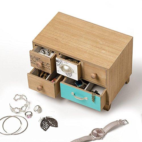 Balvi - Bureau Caja para Guardar Joyas. Joyero de